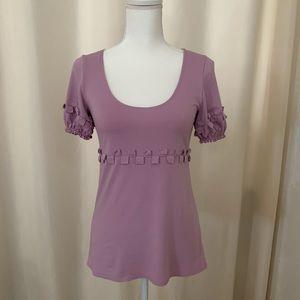 Lavender Studio M Petite Top.